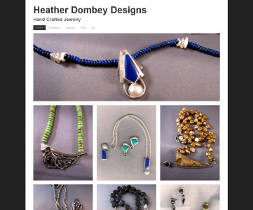 Heather Dombey