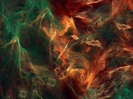 apophysis flame fractal woodland sharp